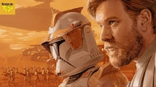 Everything Wrong with the BATTLE OF GEONOSIS