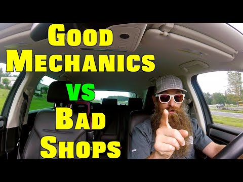 Bad Car Repair Shops DO NOT Deserve Good Mechanics