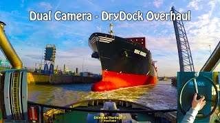 Tugboat Dual Camera #6 - Voith Schneider Controls - Drydock