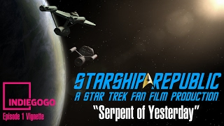 Starship Republic - Serpent of Yesterday (OFFICIAL VIGNETTE) 2017