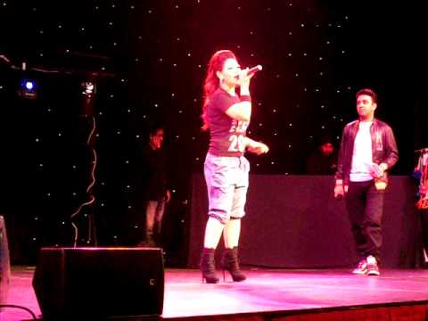 aryana sayeed live  consert in London part2  nov 2010