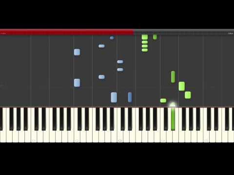 Dove Cameron  Evil From Descendants piano midi tutorial sheet partitura cover app karaoke