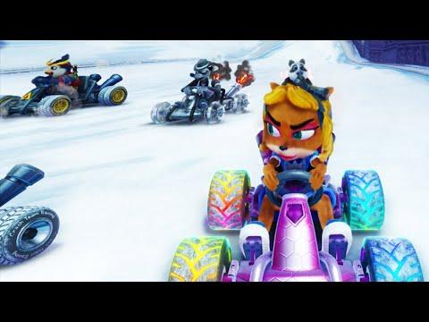 Crash Team Racing Nitro-Fueled   Items Everywhere   Online Races #50