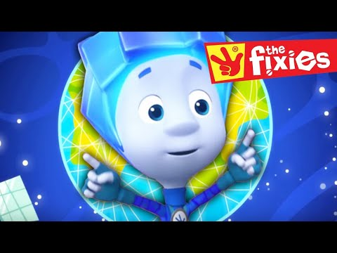 The Fixies | The Draftsmen And The Internet | Fixies English 2019 | Kids Cartoons | Wildbrain Car
