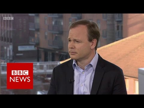 Theresa May didn't reveal which side she was on over EU - Sir Craig Oliver - BBC News