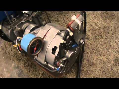 3 Pin Alternator Wiring Diagram How To Make A Homemade And Built Generator Battery Charger