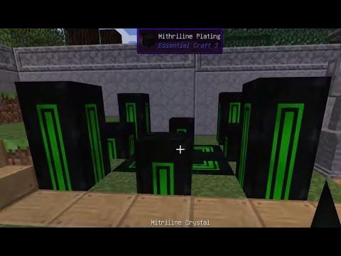 видео: Дневники пристукнутого мага в minecraft! #42 (mithriline furnace; ee3)