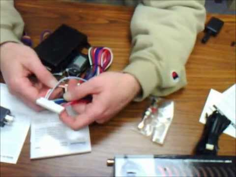 Car Alarm and Remote Start Wiring In Detail - YouTube