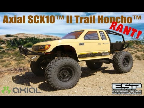Axial AX90059 Trail Honcho Announced! | Rant, Opinions, Discussion | CWC