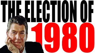 1980 Presidential Election for Dummies -- Reagan vs Carter vs Anderson