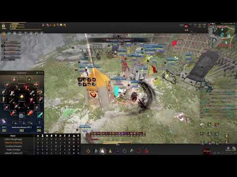 61 warrior NODE WAR highlights | BasilicaCorps T2 node wars