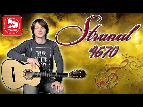 STRUNAL 4670 - классическая гитара с металлическими струнами (широкий гриф)