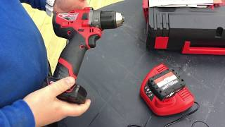 Unboxing Milwaukee M12 Fuel