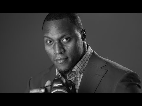 Takeo Spikes - The Man Behind the Mask