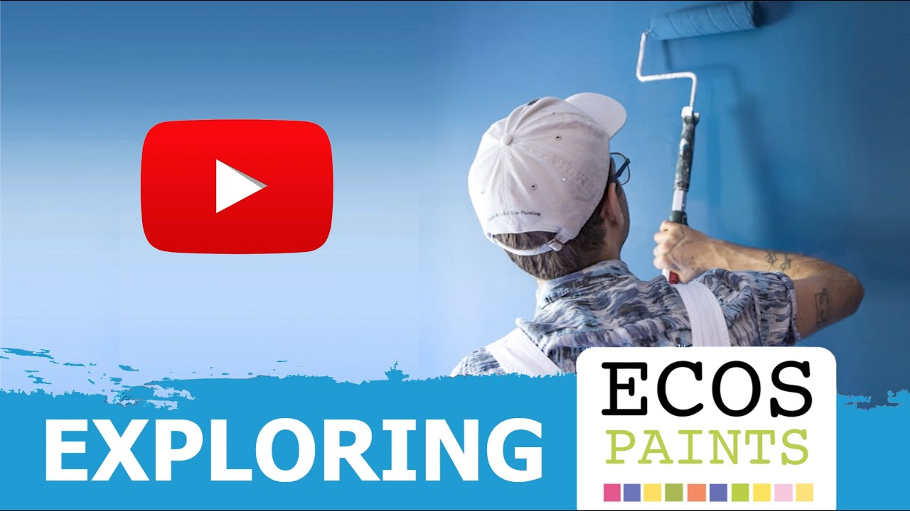Introducing ECOS Paints With Nicholas Painter