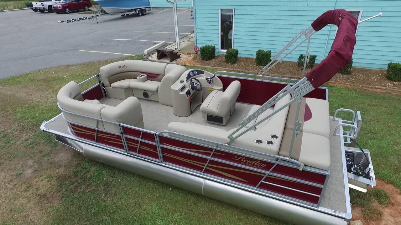 slide encore bentley dealers s marine to welcome pontoon pontoons t