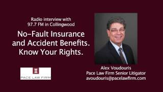 Toronto Personal Injury Lawyer | No-Fault Insurance and Accident Benefits: Know Your Rights