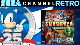 Sonic 25th Stream: Sega Smash Pack Volume 1