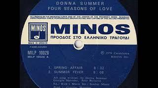 70s Girl-Group Disco/Soul: Summer Fever - Donna Summer