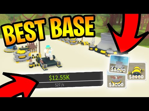 BEST BASE IN ENERGY INDUSTRY | Roblox
