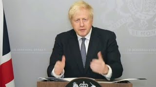 video: People who test negative for Covid could get 'freedom passes', Boris Johnson says