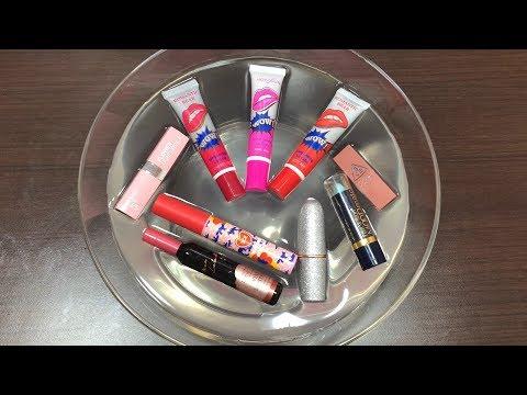 Lipstick Slime - Most Satisfying Slime Videos 3 | Tom Slime