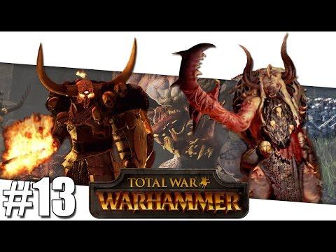 Warhammer Total War - Sexy Beastmen - Versus Campaign - Part #13