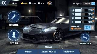 Need For Speed: No Limits  ULTIMATE Customization SRT Viper GTS