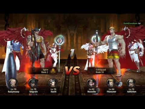 Heroes of Incredible Tales ( HIT ): Guild War 12.10.16
