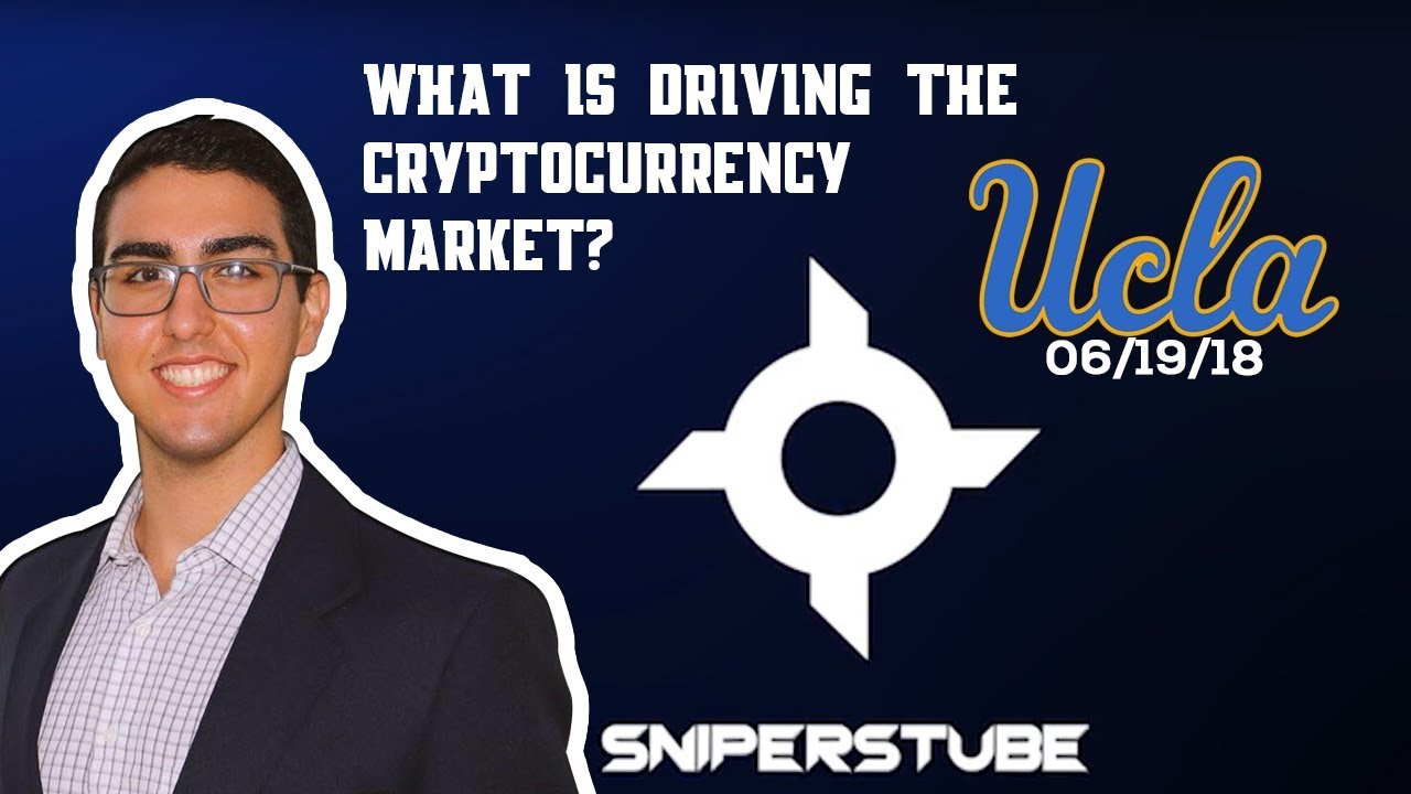 what is driving the cryptocurrency market