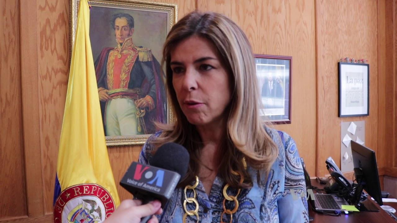 Colombianos En El Exterior Tuvieron Elecciones Tempranas Youtube