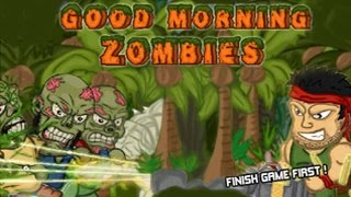 Good Morning Zombies Walkthrough