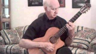 """A Time for Us"" or ""The Theme from Romeo and Juliet"" arranged by Dan Mitchell, guitarist"