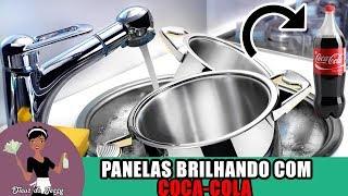 DETERGENTE DE COCA COLA – LIMPA TUDO INÉDITO
