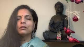 108 Daily Sadhana   Silent Meditation  4  You are the Beautiful One   I am Neelam Sundaram  