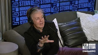 "Paul McCartney Tells Howard About the Time ""Jesus"" Came to His House"