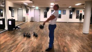 Proper Technique for the Kettlebell Swing