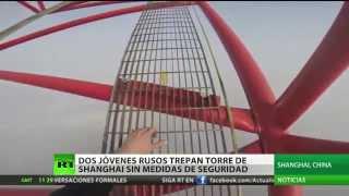 dos rusos escalan el sugundo lugar mas alto del mundo
