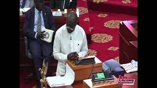 Banking sector: 4.6 million depositors were at risk of losing their funds - Ken Ofori-Atta