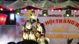 USV - VN - MID AUTUMN - DANCE - T-YOUNG - I'M THE BEST