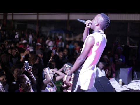 WILLY PAUL PERFORMS 'DIGIRII' FOR THE FIRST TIME