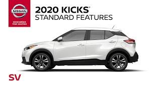 homepage tile video photo for 2020 Nissan Kicks SV Walkaround & Review