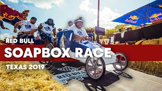 When You Think You've Seen It All: Red Bull Soapbox Race 2019 Texas, USA