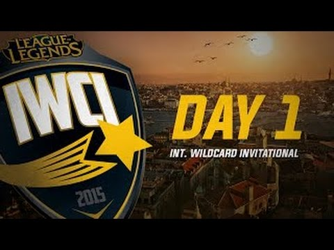 Internaltional Wild Card Invitational 2015 : BKT vs BJK