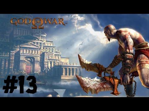 PS3 Classics - God of War Part 13 - Blade of Artemis