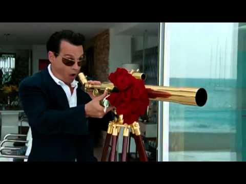 The Rum Diary - Nothing In Moderation [TV Spot]