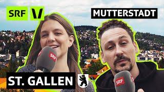 Ist St. Gallen die beste Stadt der Schweiz?   Mutterstadt   SRF Virus