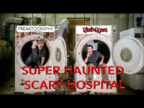 Exploring The Abandoned Parry Sound Hospital | Abandoned St Josephs Hospital | Abandoned Hospitals