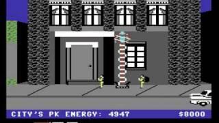 C64 Longplay - Ghostbusters