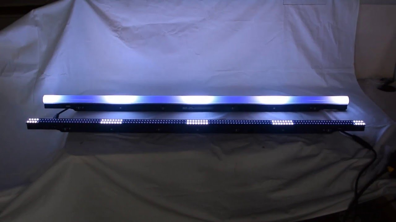 Strip Led Roe Visual Roe Strip Led Strip Led Tube Working Test